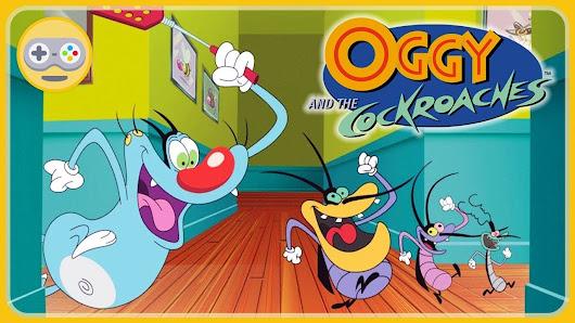 Огги и тараканы - раннер игра для детей *ловим тараканов. Ответы на различные игры в социальных сетях