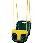 Gorilla Playsets High Back Infant Swing Green