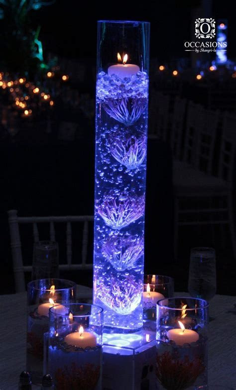Underwater Themed Centerpiece   Occasions by Shangri La
