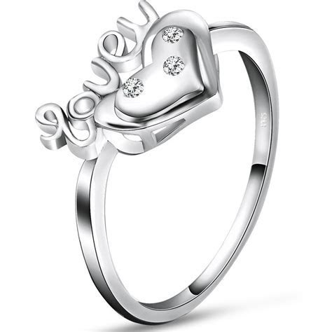 Korean The True Meaning Of Love S925 Sterling Silver