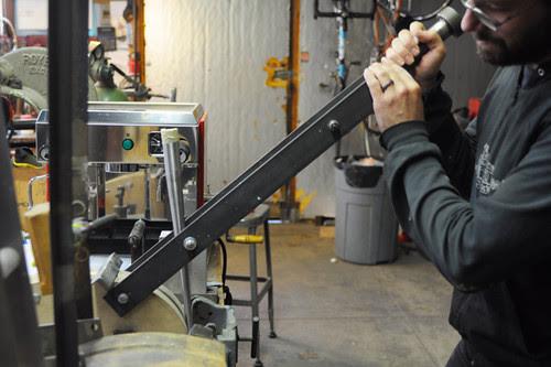Raking Fork Blade