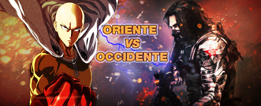 Oriente vs Occidente: due giornate di festa!