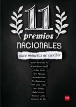 11 premios nacionales Varios autores