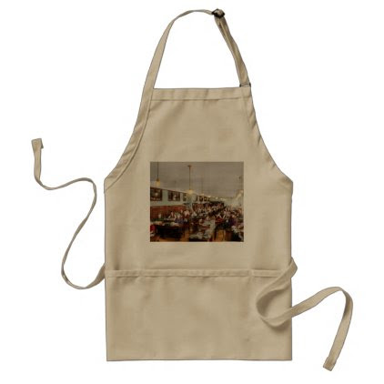 Accountant - Workaholic 1923 Adult Apron