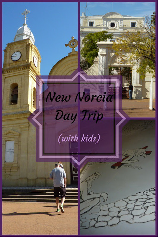TV Inspired a New Norcia Day Trip - Toddlers on Tour