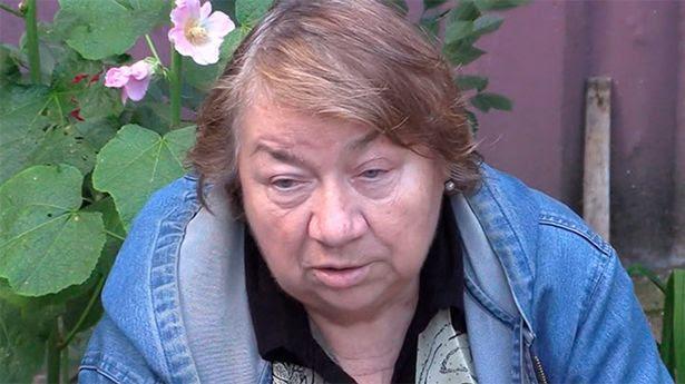 Granny Valentina Zaitseva