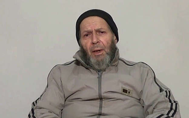 This image made from video released anonymously to reporters in Pakistan, including the Associated Press on Thursday, Dec. 26, 2013, which is consistent with other AP reporting, shows Warren Weinstein, a 72-year-old American development worker who was kidnapped in Pakistan by al-Qaida more than two years ago, appealing to President Obama to negotiate his release.