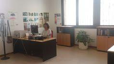 Lugar de trabajo en la biblioteca de química y biología (http://www.bbtk.ull.es/view/institucional/bbtk/Quimica_y_Biologia/es). Campus de Anchieta. Universidad de La Laguna