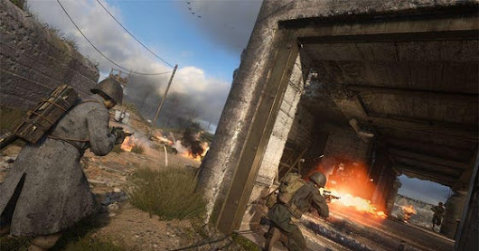Everything You Need To Know About Call Of Duty: WWII's New Blitzkrieg Event