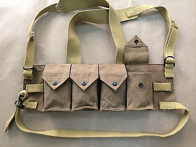 CHEST RIG Rhodesian Fereday & Sons (Reproduction) x 2 UNITS