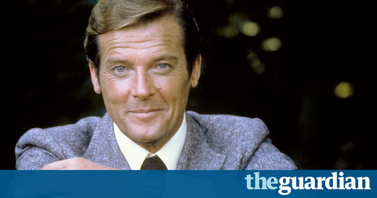 Roger Moore – Saint, Persuader and the suavest James Bond – dies aged 89 | Film | The Guardian