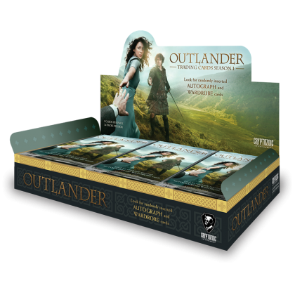Cryptozoic Outlander Season 1 Trading Cards - Go GTS