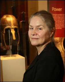 Janet Barnes, Chief Executive of York Museums Trust, image copyrighted by the BBC