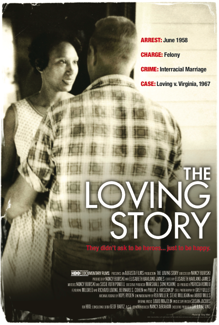 The Loving Story Film Poster