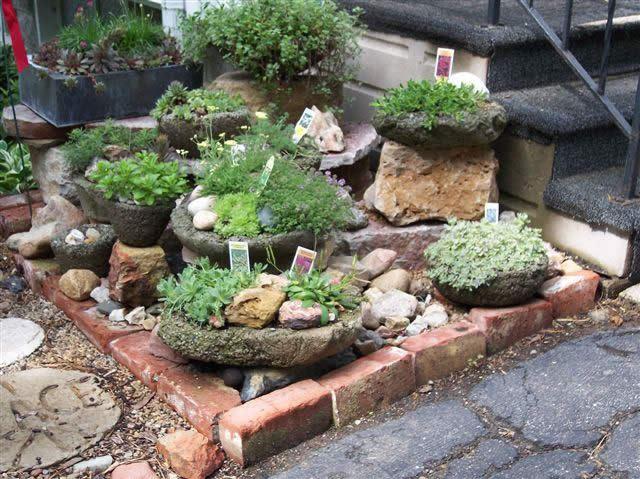 Free Creative Garden Ideas Photograph Home Garden Design I