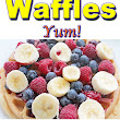 easy healthy breakfast recipe #healthy #breakfast | WAFFLES RECIPES | Pinterest