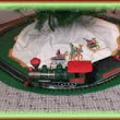 Christmas Time Trains - Real Snow!  - YouTube