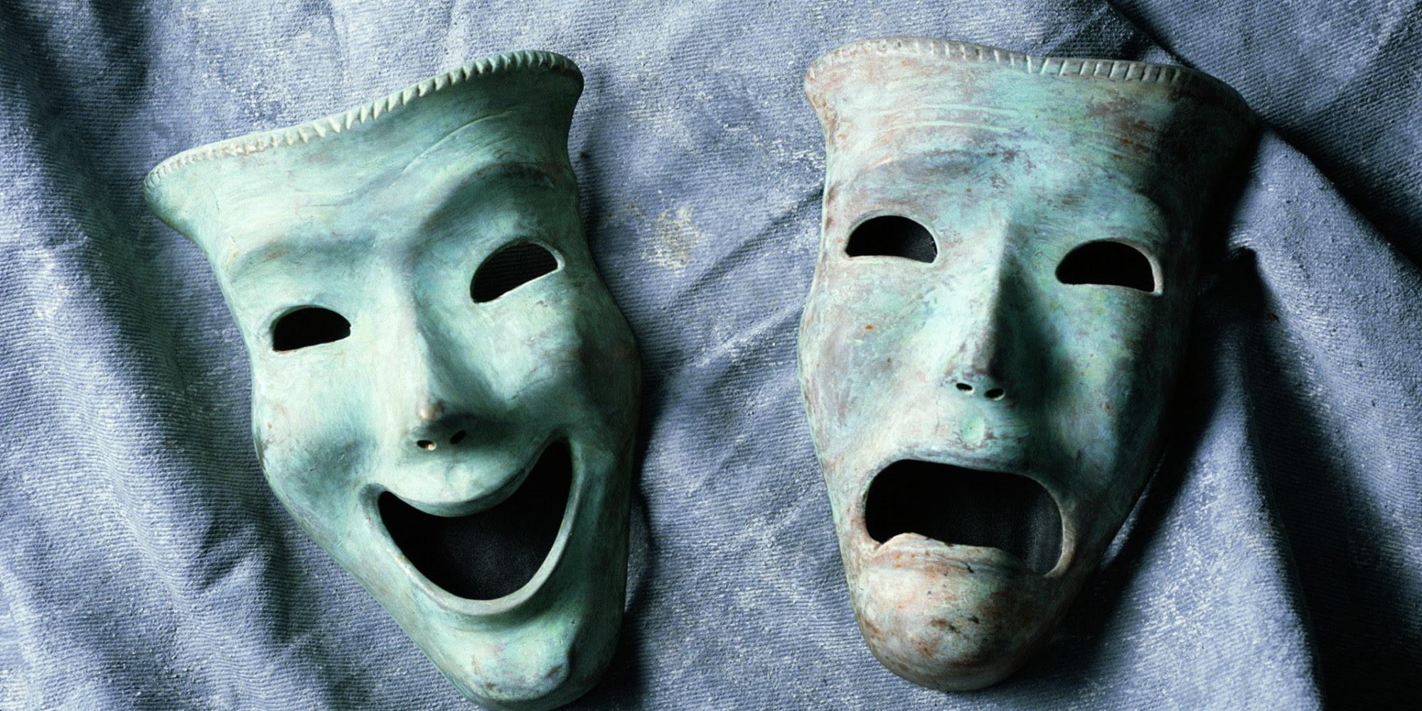 Human Masks and Mental Illness | HuffPost