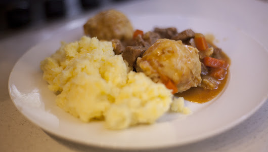Beef Stew with Carrots and Potatoes | Anna Nuttall
