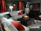 Candice Olson Living Rooms - Contemporary - basement - Candice Olson