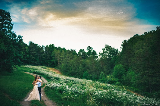 Asheville, NC Wedding Photography at Yesterday Spaces
