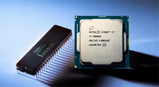 Intel Core i7-8086K 40th Anniversary CPU Review: X86 Hits 5GHz