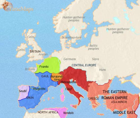 Eleanors Me Val Europe Timeline Timetoast Timelines