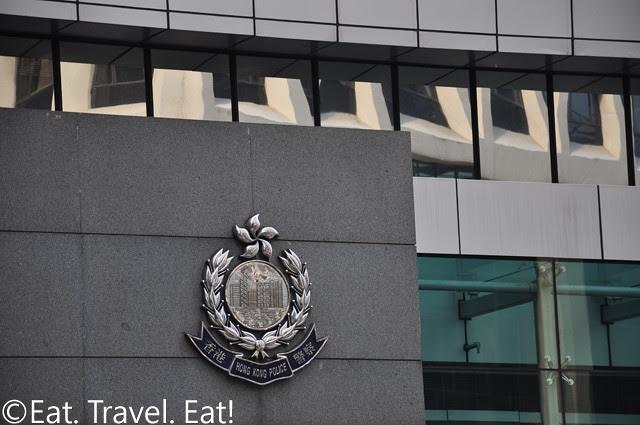 Hong Kong Police- Wan Chai, Hong Kong
