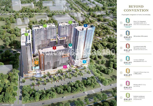 Oxley Convention City - Developer Launch +65 6100 3515