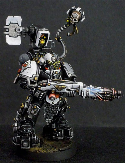 Awesome Iron Hands army