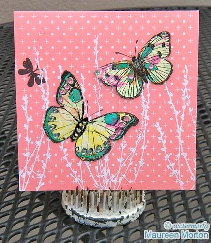 Bright Butterflies by mkmermaid (Maureen)