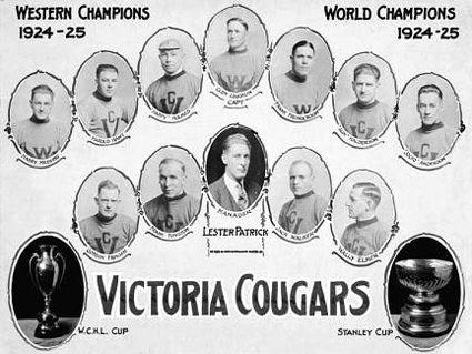 1925 Victoria Cougars photo 1925VictoriaCougarsteam.jpg