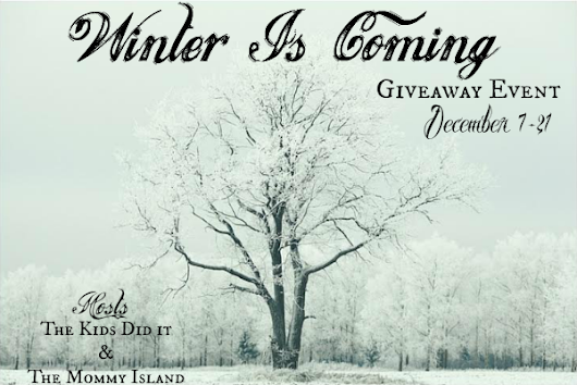Winter Is Coming Giveaway Hop ~ @FreeDealSteals ~ Reviews & Giveaways!