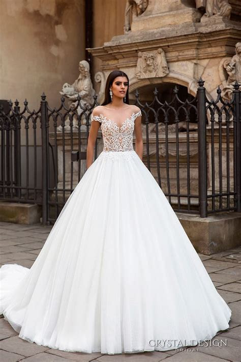 25  best ideas about Ball gown wedding dresses on