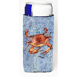 Cooked Crab Cool Blue Water Michelob Ultra S for Slim Cans CO239839
