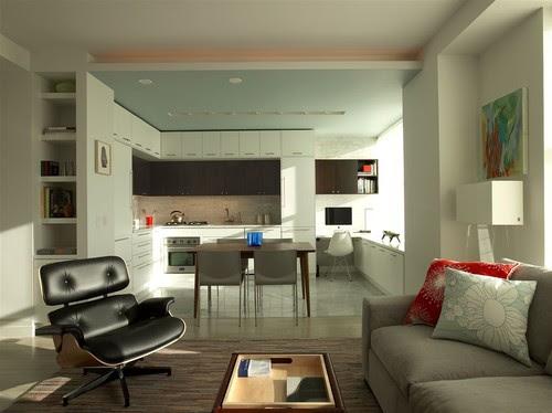 Minimalist kitchen design modern kitchen