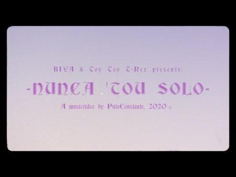 Biya – Nunca Tou Solo (feat. Tóy Tóy T-Rex)[VIDEO]