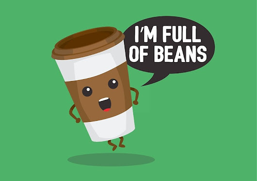 """I'm Full Of Beans"" by renduh 