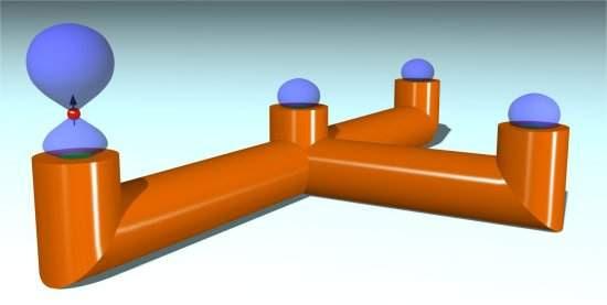 Mangueira magnética transporta magnetismo à distância