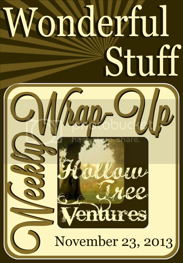 weekly wrap up 2013/11/23 on Hollow Tree Ventures