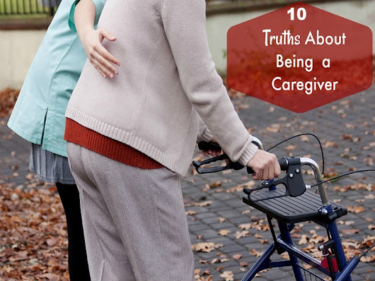 10 Truths About Being A Caregiver | Imperfect Women