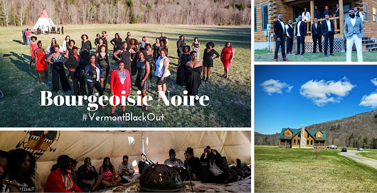 Bourgeoisie Noire – #VermontBlackOut – Pt. 3 Group Dynamics and Those Damn Introverts - Sheena LaShay