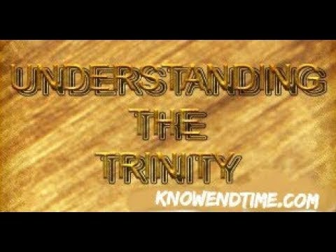 {The Holy Trinity}: Who Is God, Jesus Christ and The Holy Spirit?