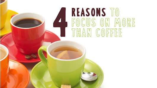 4 Reasons To Focus On More Than Just Coffee | VendingMarketWatch