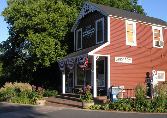 General Store July4 2011 6 am