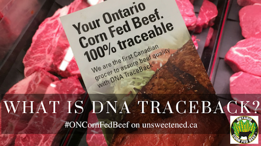 Know Your Beef - What is DNA Traceback? - unsweetened.ca