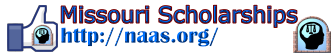 Scholarships for Accredited Schools in Missouri