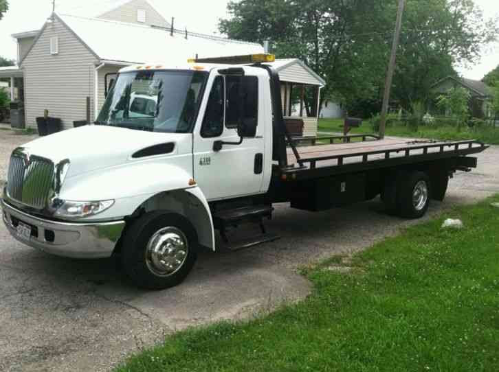 Used Flatbed Tow Trucks For Sale In Canada - GeloManias