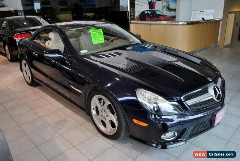 2009 Mercedes-benz SL-Class for Sale in Canada