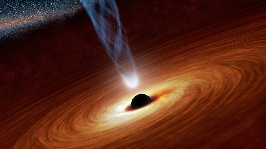 What Color Are Black Holes?
